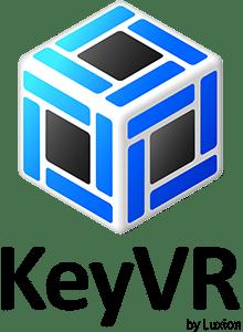 KeyVR logo